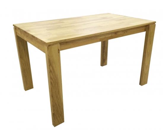 Bàn ăn gỗ tự nhiên 1m25 Oak