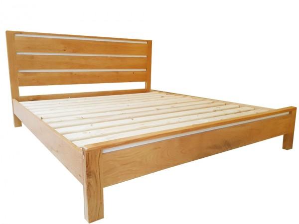 Giường đôi 1,8m Lazada Oak