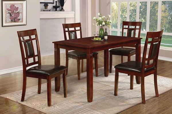 Bộ bàn ăn 6 ghế Inworld