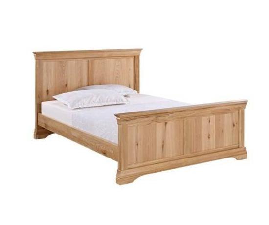 Giường gỗ sồi Cany