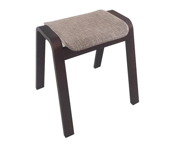 Ghế gỗ nệm fabric Vecteur gray (hết hàng)