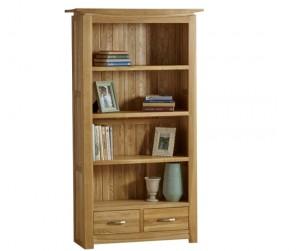 Wales Oak Bookcase(5)
