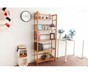 Kệ 5 tầng  bookshelf – Natural