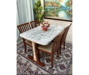 Bộ bàn ăn 4 ghế Valentina