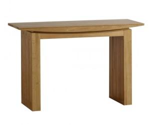Bàn trang trí Wales Oak Console Table