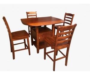 Bộ bàn 4 ghế Pub