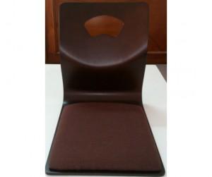 Ghế bệt có nệm Dark Brown