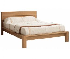 Giường đôi 1m8 Osaka Oak