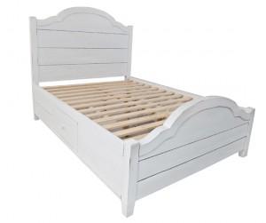 Giường 1m4 Chesa White