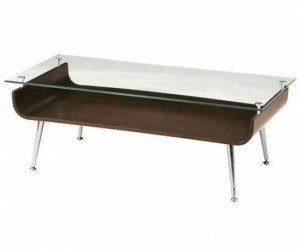 Bàn sofa gỗ uốn