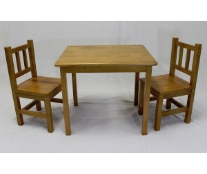 Bộ bàn 2 ghế Kids Ehemco