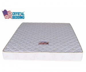 Nệm 1.2m Crystal Bedding (USA) Mouse cao cấp