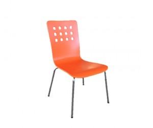 Ghế gỗ uốn Square Orange