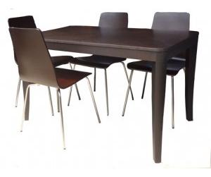 Bộ bàn ăn 4 ghế Nicol (hết hàng)