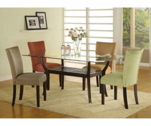 Bộ bàn ăn 4 ghế Malin