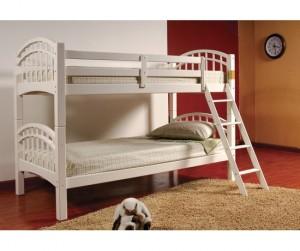 Giường tầng chân vuông Knox
