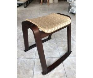 Ghế gỗ nệm fabric Vecteur