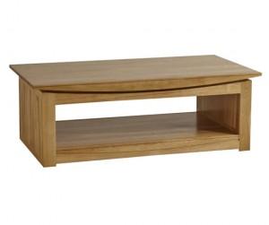 Wales Oak Large Coffee Table
