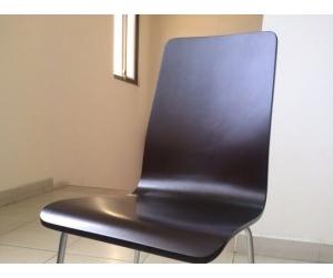 Ghế gỗ uốn Sarina nâu