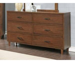 Tủ Dresser 6 hộc kéo